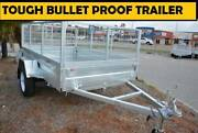 NEW GAL 7X5 BOX TRAILER FOR PRICE OF 7X4  Includes Cage Tipper Newcastle Area Preview