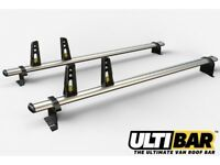 Citroen Berlingo 2008> Van Guard Roof Bars - VG271-2