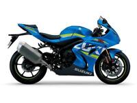 Suzuki GSXR 1000 R WITH YOSHIMURA R11 END CAN LOW RATE FINANCE 3 APR