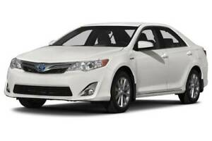 Car Rental - Uber X OLA - Toyota Camry Hybrid