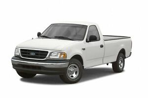 2002 Ford F-150 Pickup Truck AS IS