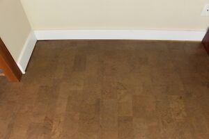 Go wood with durable Flooring in the basement