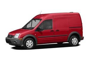 2010 Ford Transit Connect Xlt Pickup Truck