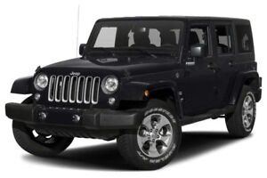 2012 Jeep WRANGLER UNLIMITED Sahara - Just arrived