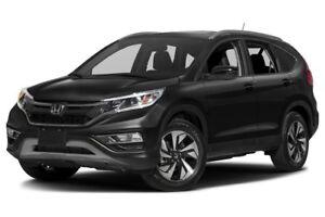 2016 Honda CR-V Touring - Just arrived!
