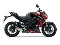 2016 SUZUKI GSX-S1000 RED/BLACK, BRAND NEW!