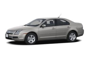 2007 Ford Fusion- Great Condition!