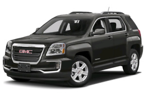 2016 GMC TERRAIN LEASE TAKE OVER