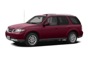 2007 Saab 9-7x Leather SUV, Crossover