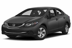 2013 Honda Civic LX Sedan