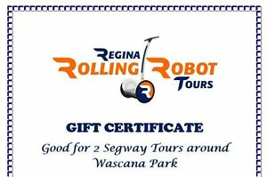 Segway Tour gift certificate