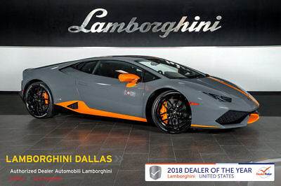 2017 Lamborghini Huracan SE Avio  FACTORY CERTIFIED!+AVIO+NAV+RR CAM+PWR/HEATED SEAT+LIFT SYS+TRANSPARENT ENGINE