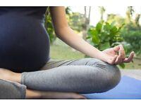 NEW PREGNANCY YOGA CLASSES IN EDINBURGH