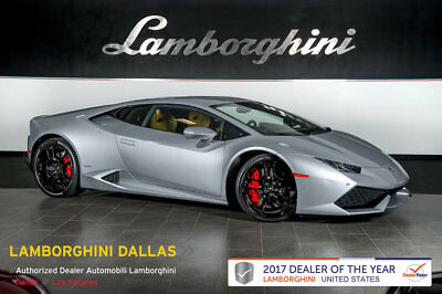 Lamborghini Huracan Lp610 4  Factory Certified  Nav Rr Cam Lift Sys Transparent Engine Carbon Ceramics