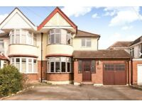 Stunning Large Double room available to rent at NORTH HARROW-VEGETARIANS Preferred-£550 PCM
