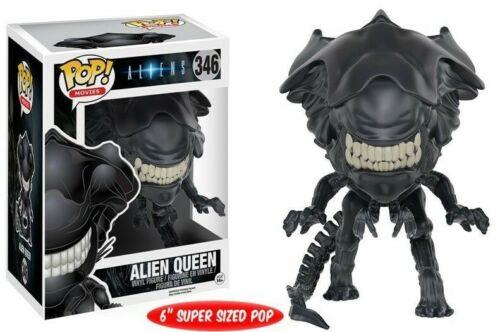 """Aliens Funko Pop Movies Alien Queen 6"""" Vinyl Figure 346 Super Sized Collectible"""