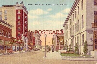 North Arthur Avenue  Pocatello  Idaho