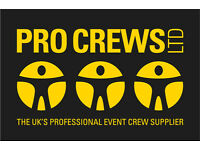 Event Crew Sheffield