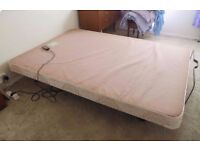 Craftmatic 1 double electric bed
