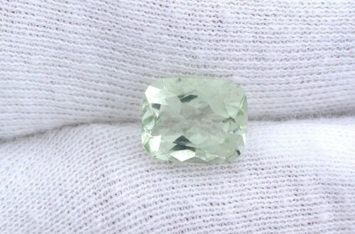 ONE 10X8 10mm x 8mm Emerald Cushion Cut Cushion Green Amethyst Gemstone EBS6008