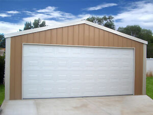 20x20 garage home garden ebay With 20x20 metal building kit