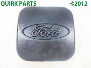 Ford-Lincoln-Mercury-Oval-Logo-Trailer-Hitch-Class-III-Cover-Cap-GENUINE-OEM-NEW