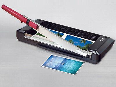 2 in 1 Fotoschneider Papierschneidemaschine Rollenschneider Hebelschneider NEU online kaufen
