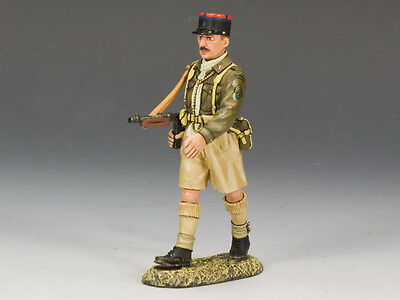 King And Country 8th Army Foreign Legion Marching Nco W/ Tommy Gun Ea065 Ea65