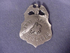 Badge-OLD-WEST-PONY-EXPRESS-BADGES-OLD-WEST-FULL-SIZE-BADGE-PIN-BACK