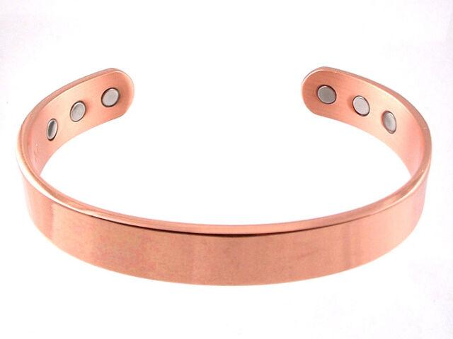 mens copper bracelet ebay. Black Bedroom Furniture Sets. Home Design Ideas