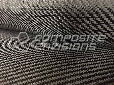 Carbon Fiber Fabric 2x2 Twill 50 3k 6oz 203.436gsm As4