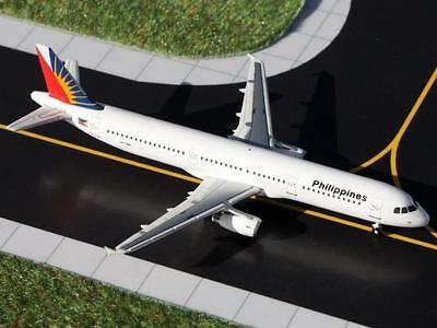 Philippine Airlines Airbus A321 Rp C9901 Gemini Jets Gjpal1343 Scale 1 400