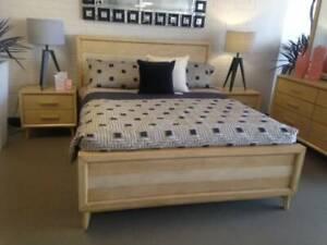 Stock Clearance!!!!!! Khloe Double /Queen Bedroom Suite