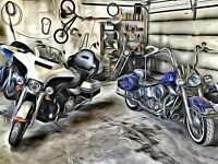 Motorcycle Service & Customizing