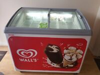 Walls Ice Cream Freezer 16 Months Old Full Working Order Very Little Use Genuine Reason For Sale