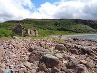 Waterside property wanted - West Coast Scotland