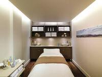 Beauty Therapist Treatment Room, Marylebone London