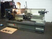 COLCHESTER VS2500 GAP BED CENTRE LATHE