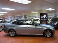 2010 BMW 3 SERIES 318i SE Step Auto Bluewater Metallic