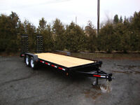 """Renegade"" Low Bed Trailers"