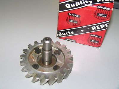 Oil Pump Gear Shaft 1948-1952 Ford 8n 8nan Tractors W 4cyl Engine Made In Usa