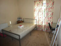 GOOD SIZE DOUBLE for Single person in East Acton, CLEAN FLAT, Zone 2,Central Line