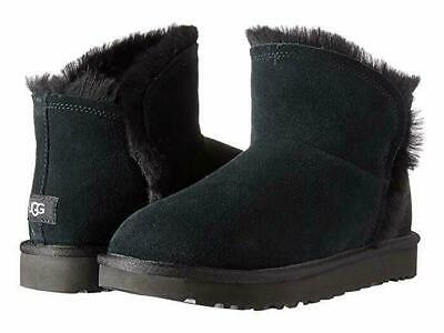 BRAND NEW! Best Seller! UGG Women's Classic Mini Fluff High-Low Boot SIZE