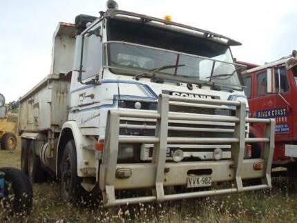 Scania P112H Tip Truck
