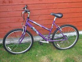 Raleigh bike for sale —Raleigh Vixen (needs new chain)