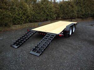 New Raptor Low Bed Float Trailer - Great Value