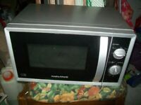 MORPHY RICHERDS MICROWAVE OVEN MODEL NO MM820CX 750W- 800W