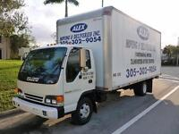 ALEX MOVING & DELIVERY INC. 305-302-9054