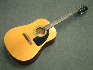Epiphone Electro Acoustic Guitar with hard case
