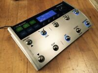 TC Helicon Voice Live 3 with TC Helicon Switch 6- Boxed, Mint